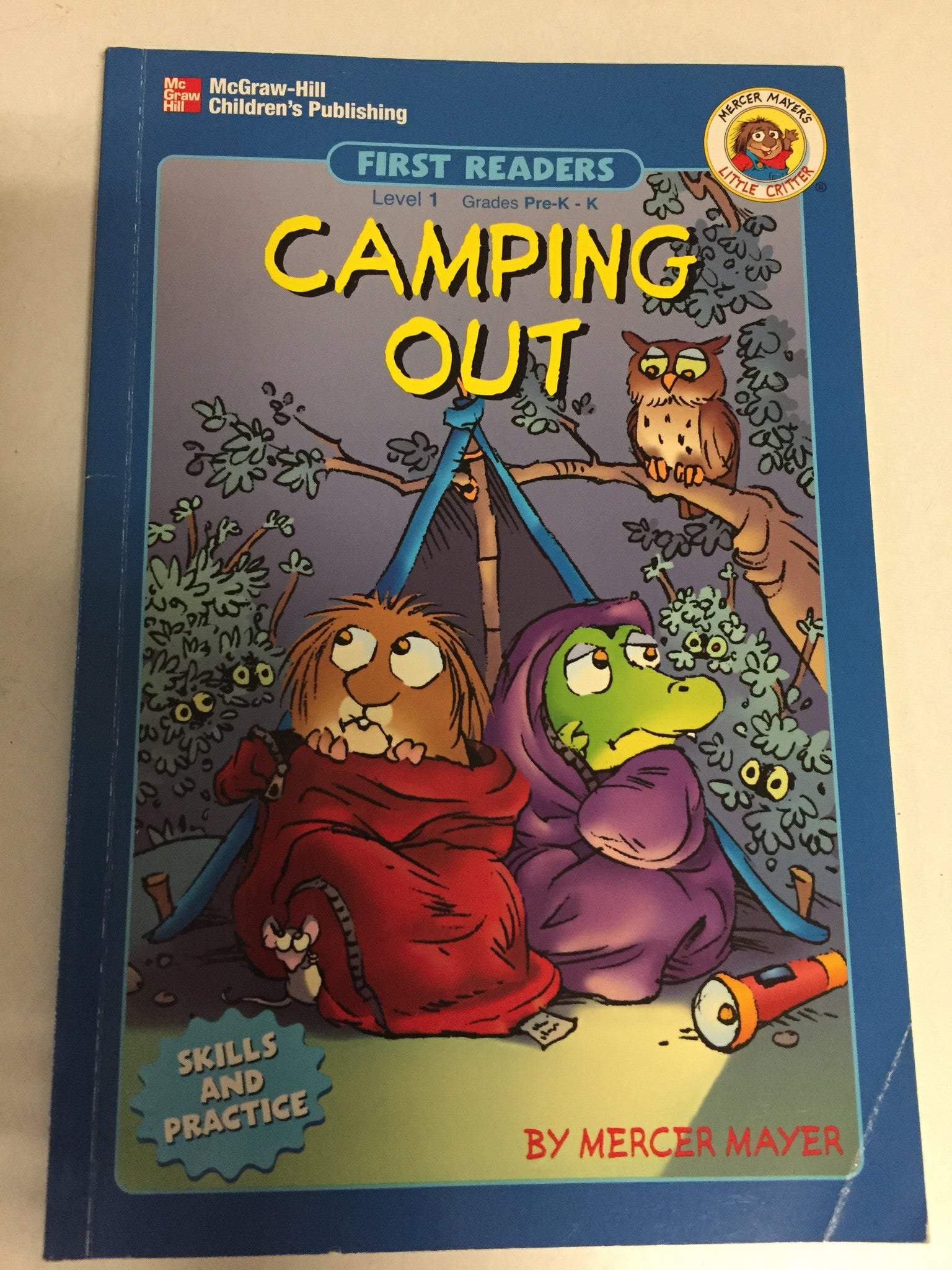 Camping Out - Slick Cat Books