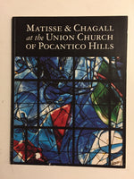 Matisse & Chagall at the Union Church Of Pocantico Hills - Slick Cat Books