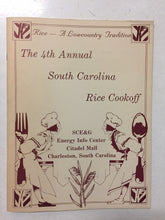 The 4th Annual South Carolina Rice Cookoff - Slickcatbooks