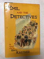 Emil and the Detectives - Slick Cat Books