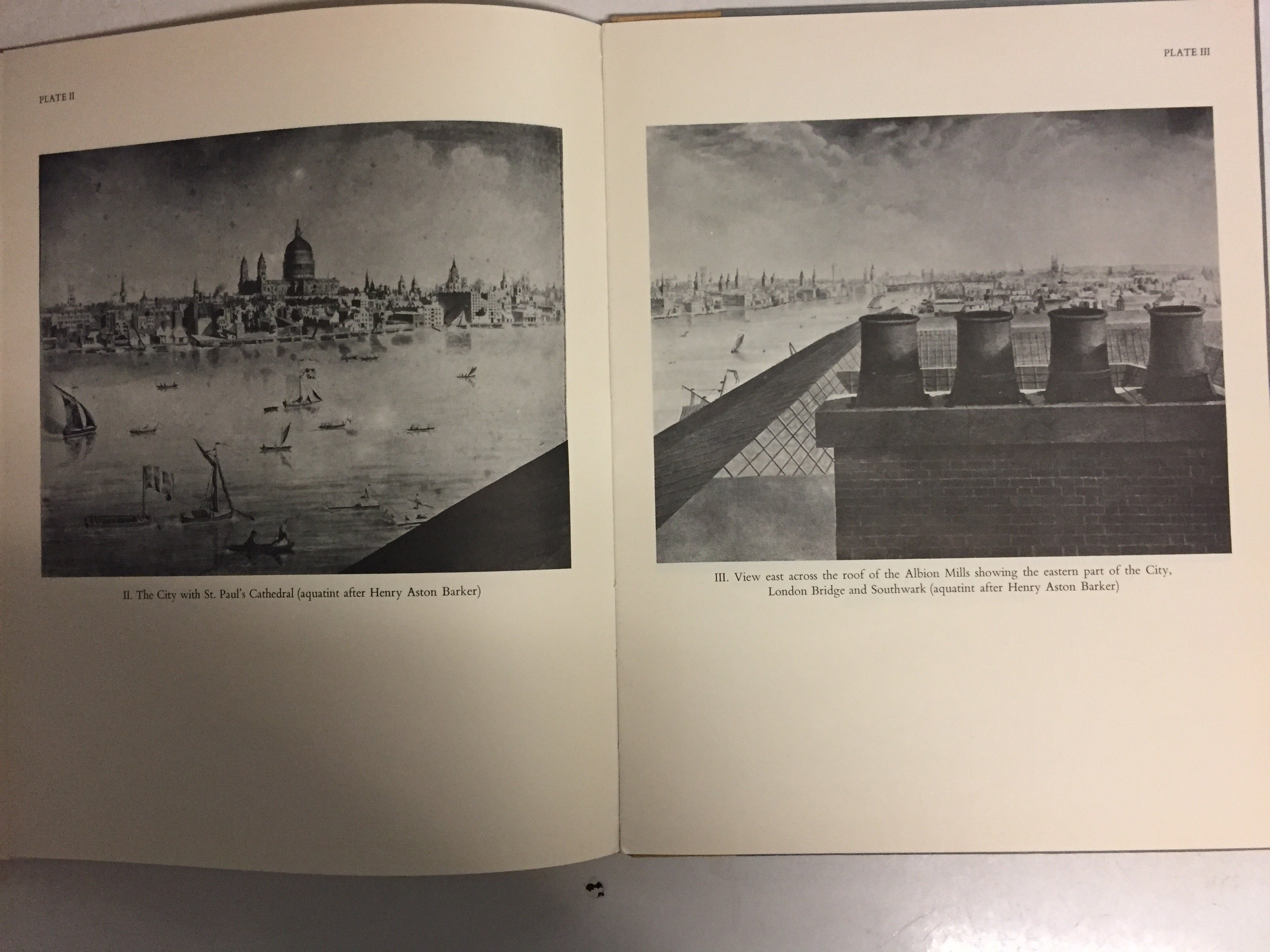 The London Panoramas of Robert Barker and Thomas Girtin circa 1800 - Slickcatbooks