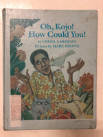 Oh, Kojo! How Could You! An Ashanti Tale - Slick Cat Books