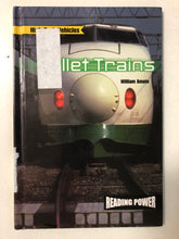 Bullet Trains - Slick Cat Books