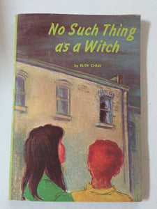 No Such Thing as a Witch - Slickcatbooks
