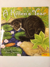 A Kitten's Year - Slickcatbooks