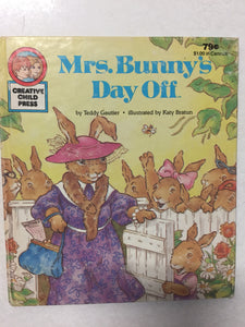 Mrs. Bunny's Day Off