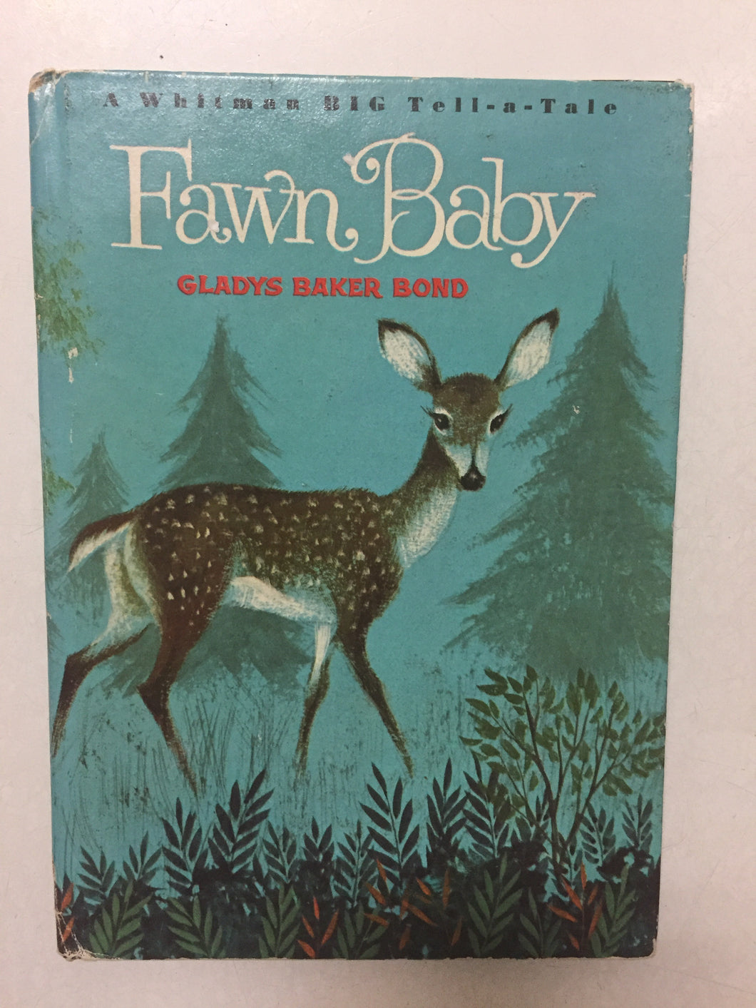 Fawn Baby - Slick Cat Books