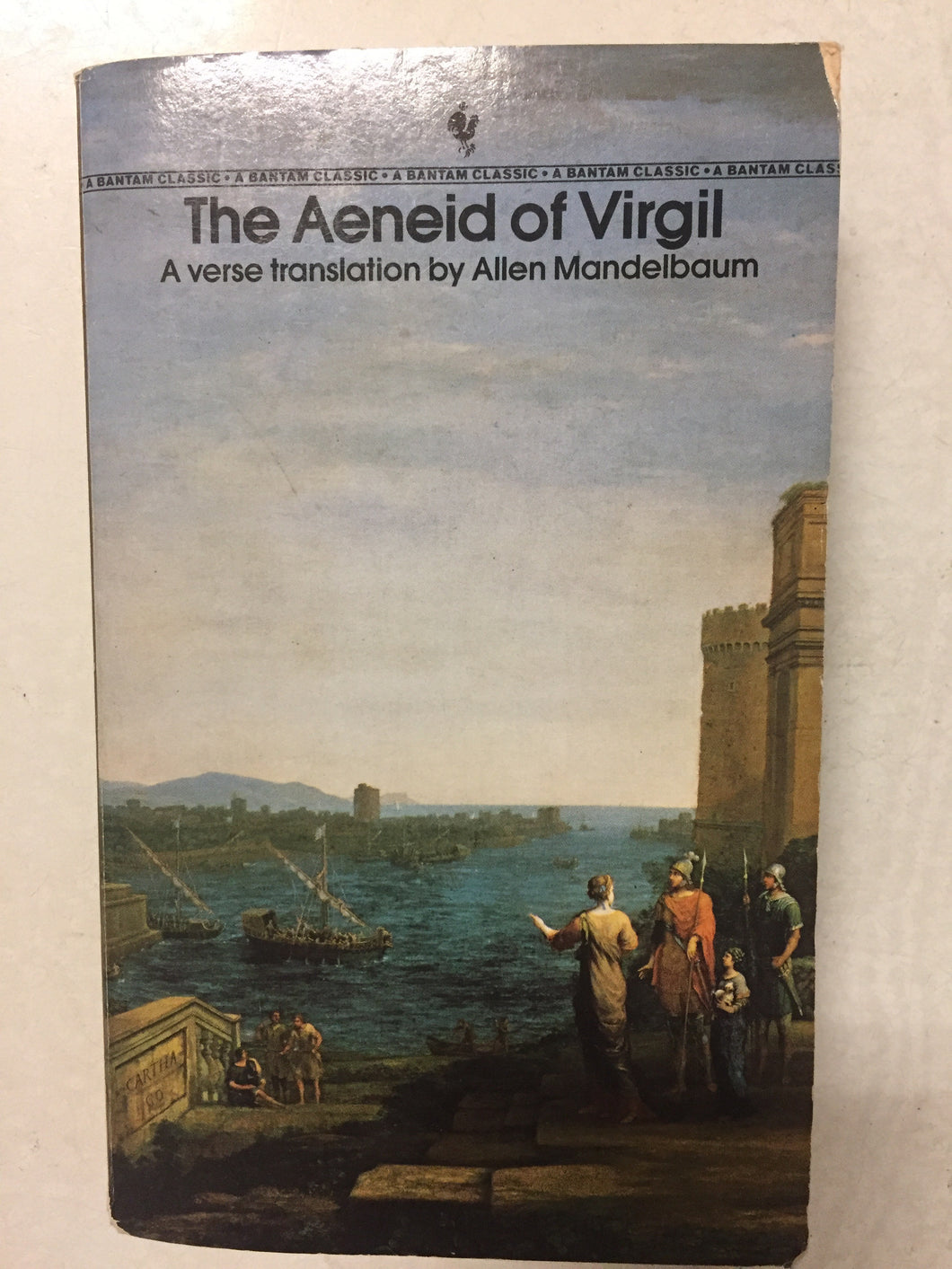 The Aeneid of Virgil - Slickcatbooks