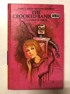 The Crooked Banister - Slick Cat Books