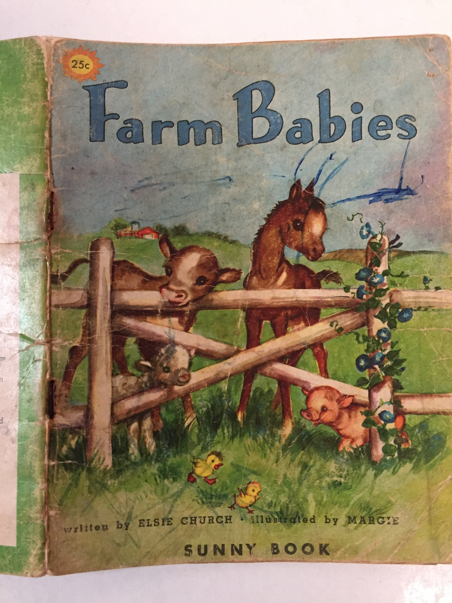 Farm Babies - Slick Cat Books