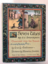 Seven Tales By H. C. Andersen - Slick Cat Books