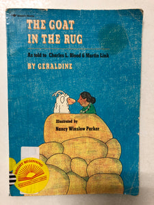 The Goat in the Rug - Slick Cat Books