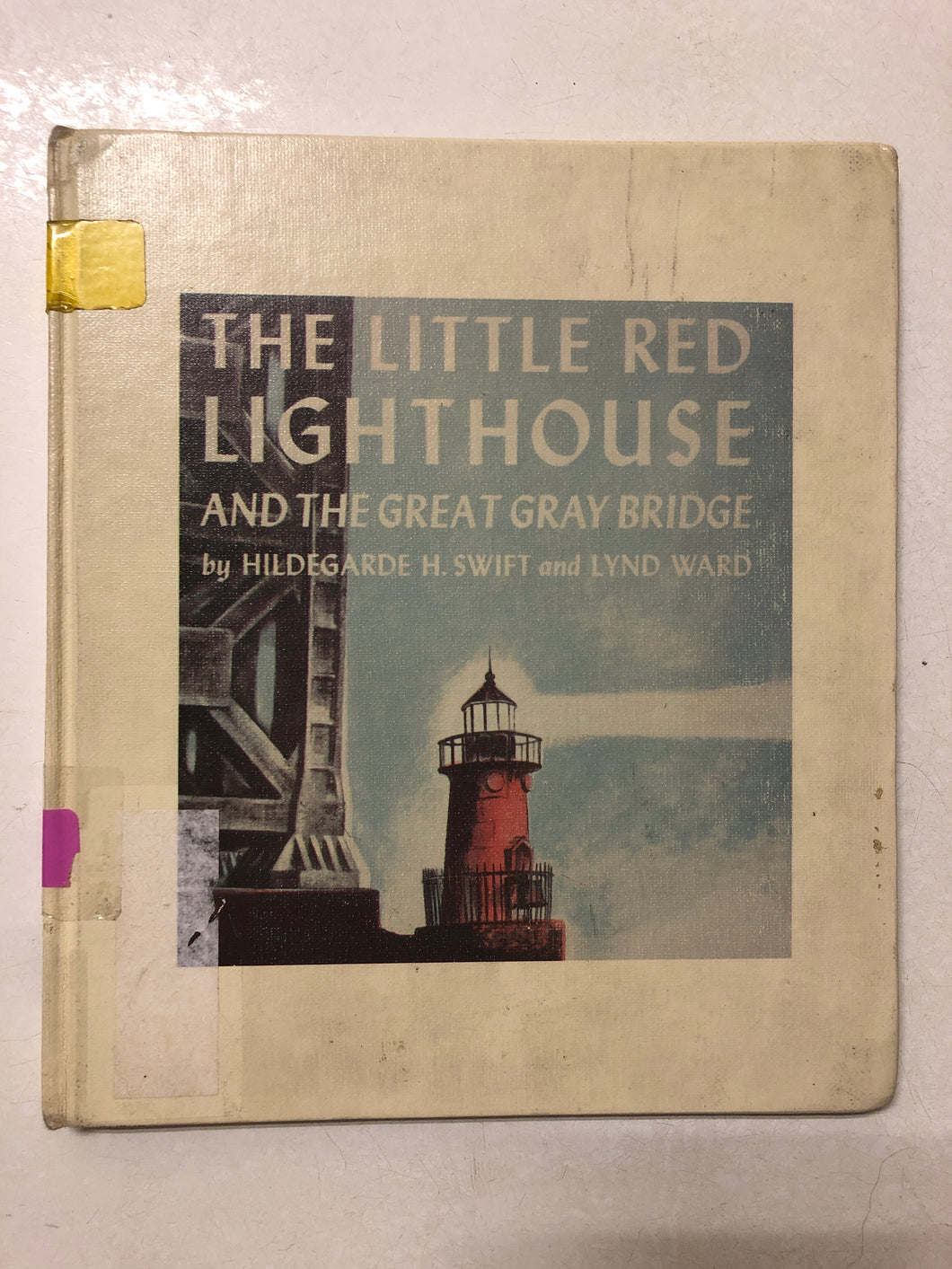 The Little Red Lighthouse and the Great Gray Bridge - Slick Cat Books
