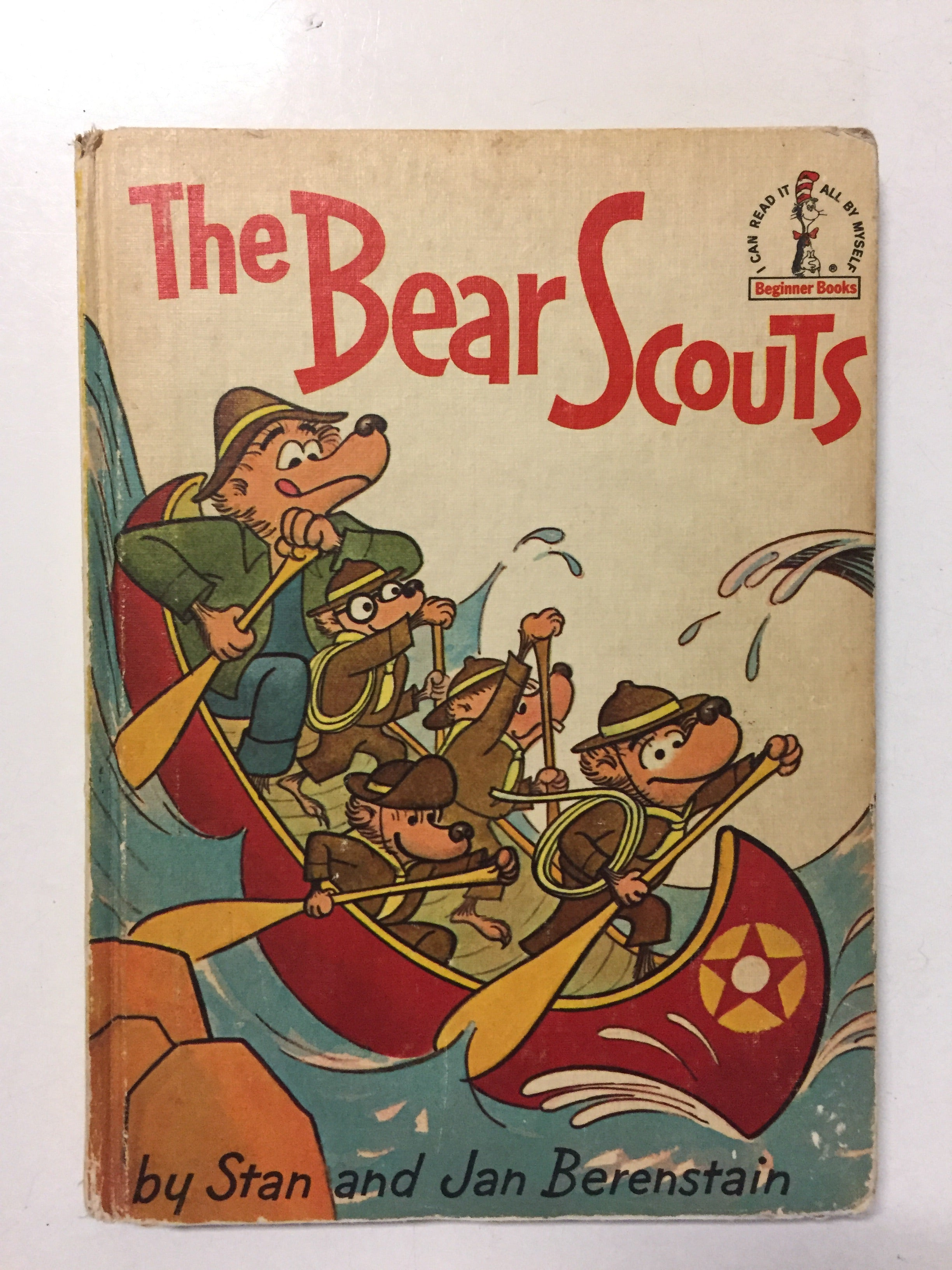 The Bear Scouts - Slickcatbooks