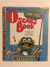 Oscar's Book - Slick Cat Books