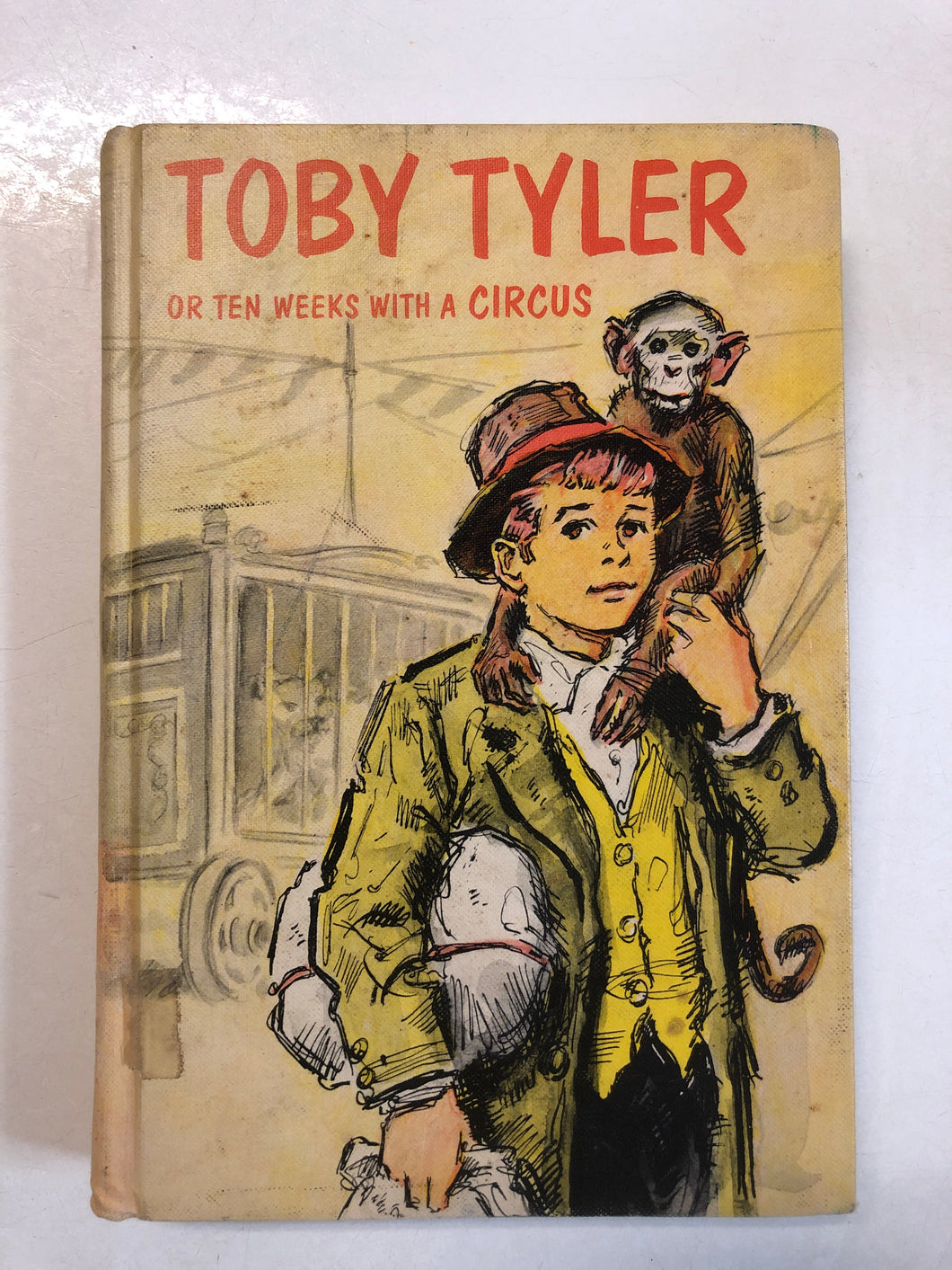 Toby Tyler or Ten Weeks With a Circus - Slick Cat Books