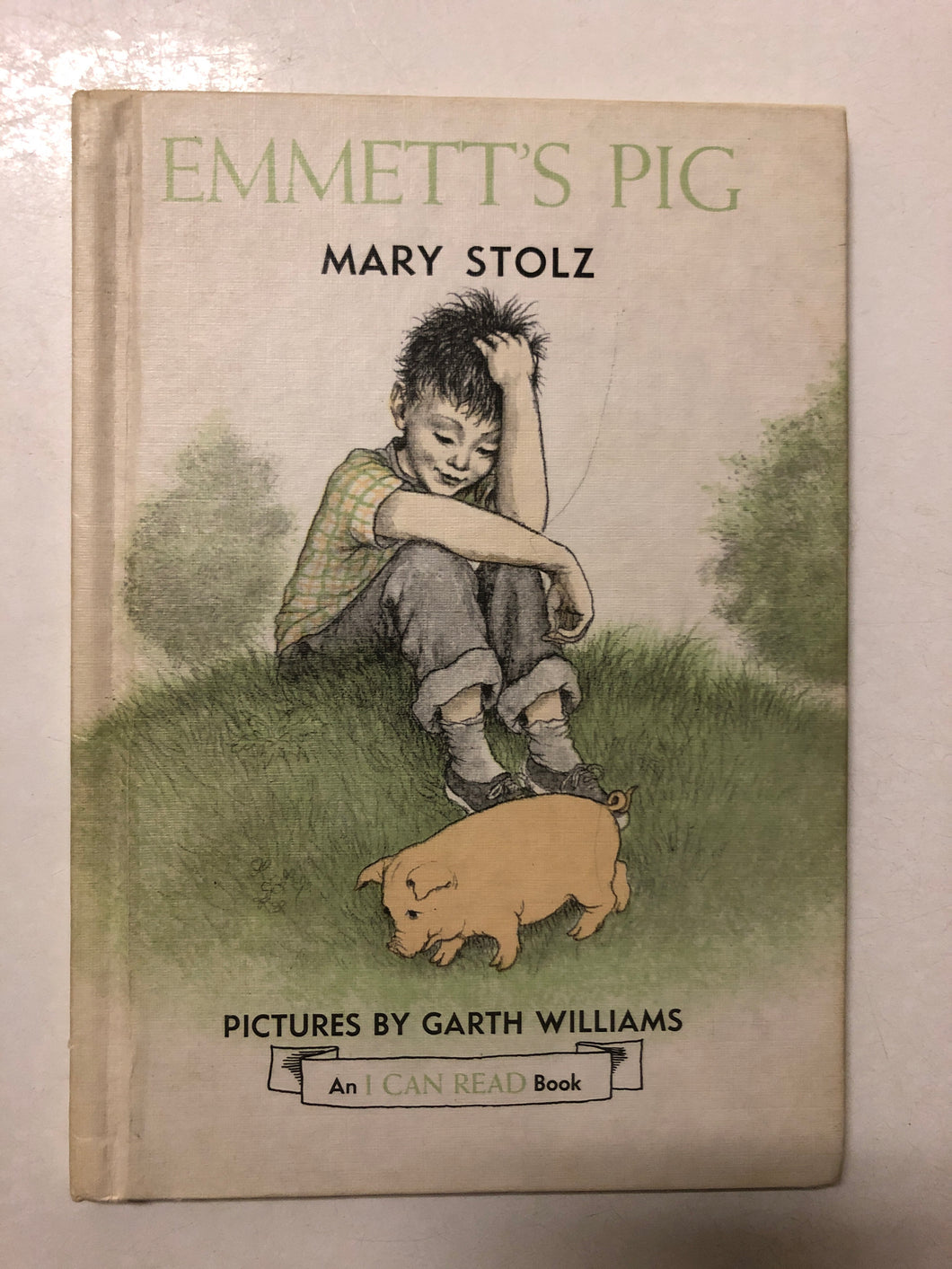 Emmett's Pig - Slick Cat Books