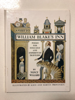 A Visit To William Blake's Inn - Slick Cat Books