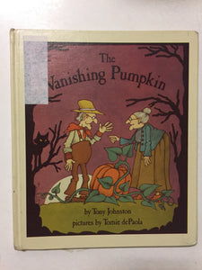 The Vanishing Pumpkin - Slick Cat Books
