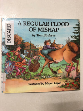 A Regular Flood of Mishap - Slick Cat Books