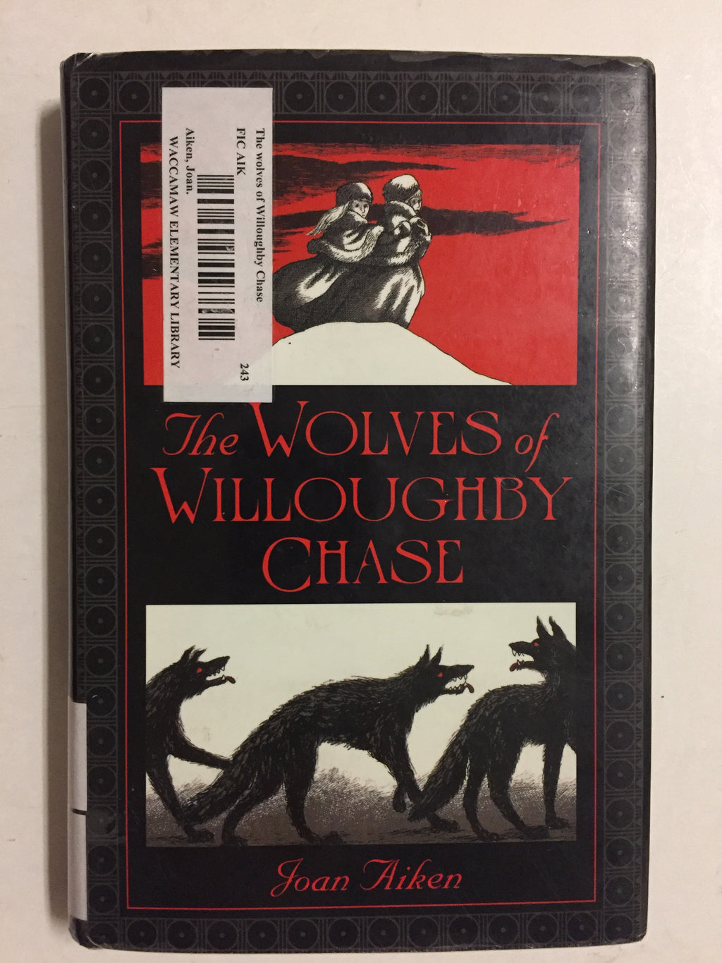 The Wolves Of Willoughby Chase - Slick Cat Books