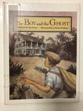 The Boy and the Ghost - Slick Cat Books