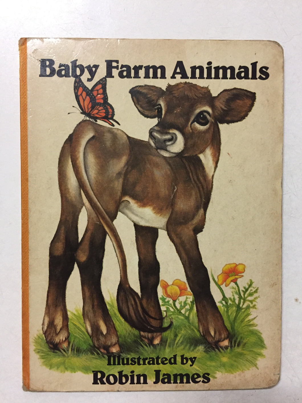 Baby Farm Animals - Slick Cat Books