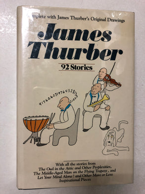 James Thurber 92 Stories