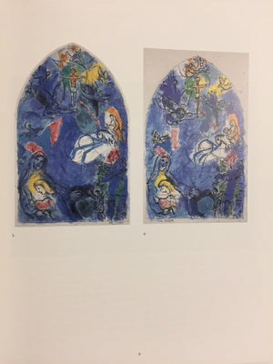Matisse & Chagall at the Union Church Of Pocantico Hills - Slickcatbooks