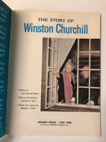 The Story of Winston Churchill - Slickcatbooks
