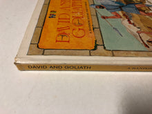 David and Goliath - Slickcatbooks