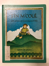 Fin M'Coul The Giant of Knockmany Hill - Slick Cat Books