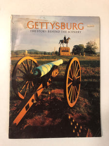 Gettysburg The Story Behind the Scenery - Slick Cat Books
