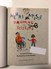 Henri Matisse: Drawing With Scissors - Slickcatbooks