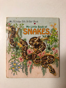 My Little Book of Snakes - Slick Cat Books