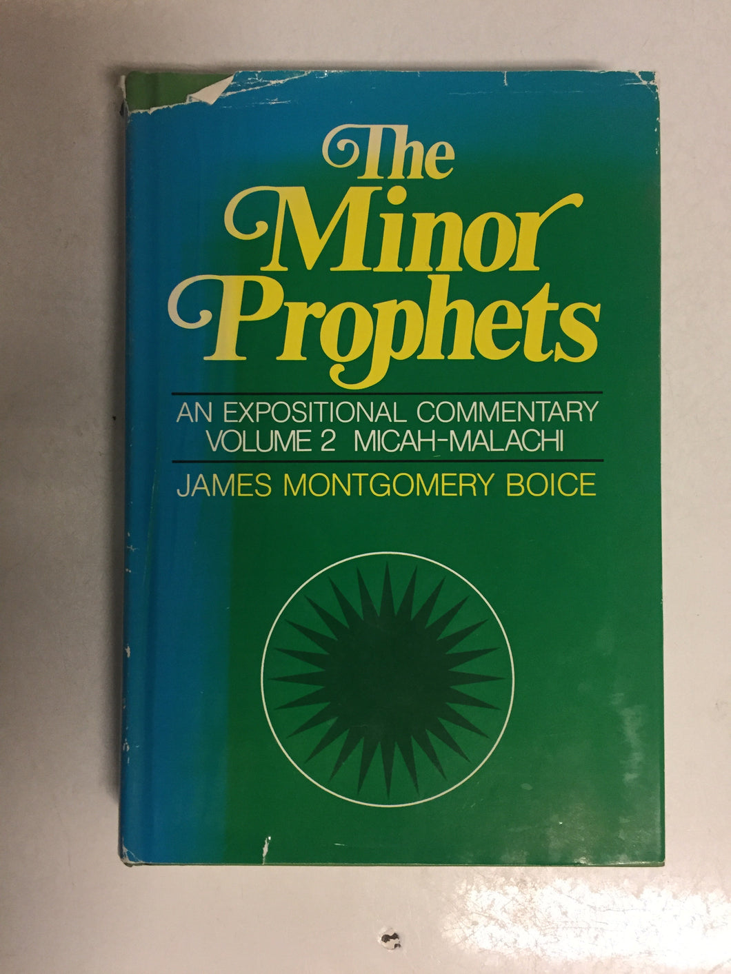 The Minor Prophets An Expositional Commentary Volume 2 Micah-Malachi - Slickcatbooks