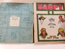 Rumpy - Slickcatbooks