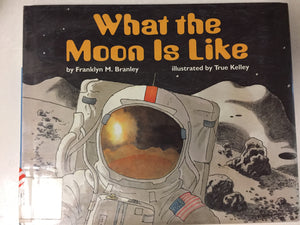 What the Moon Is Like - Slickcatbooks