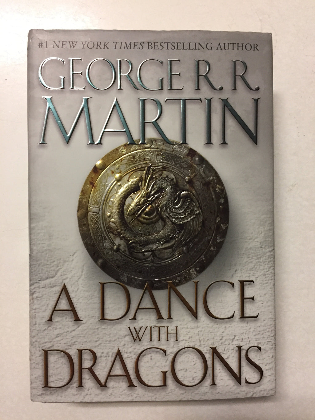 A Dance With Dragons A Song of Ice and Fire: Book Five - Slick Cat Books