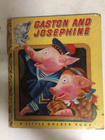Gaston and Josephine - Slickcatbooks