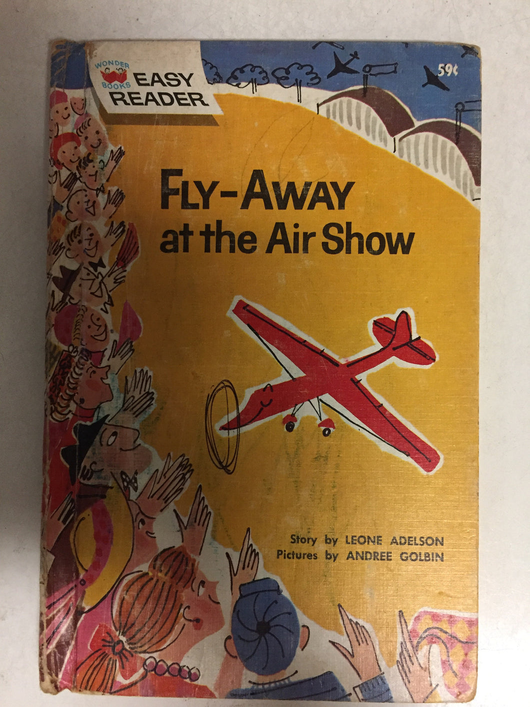 Fly-Away at the Air Show - Slickcatbooks
