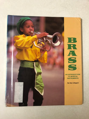 Brass An Introduction to Musical Instruments - Slick Cat Books