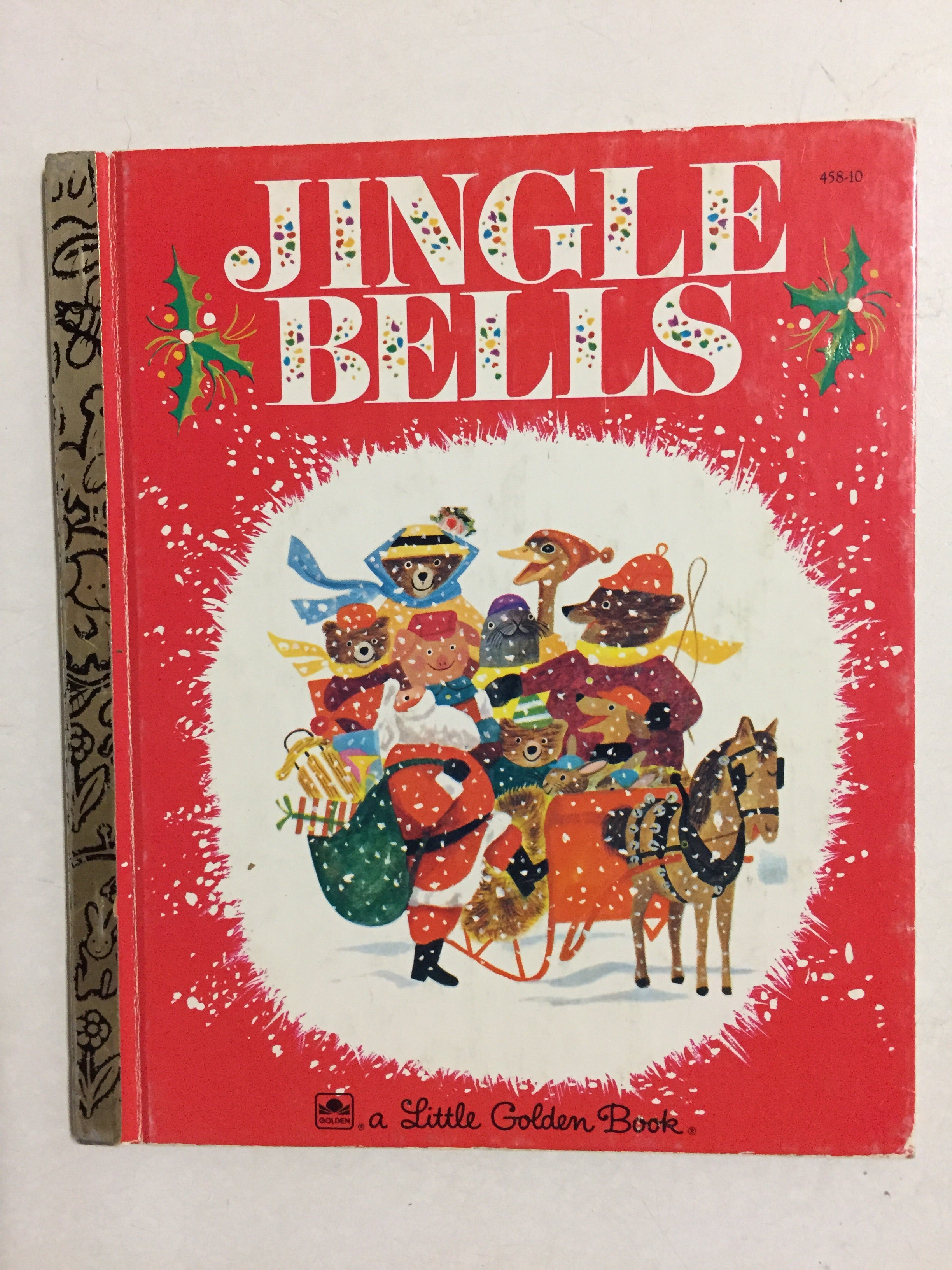 Jingle Bells- Slick Cat Books