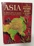 The Golden Book Picture Atlas of the World Book 4 Asia - Slickcatbooks