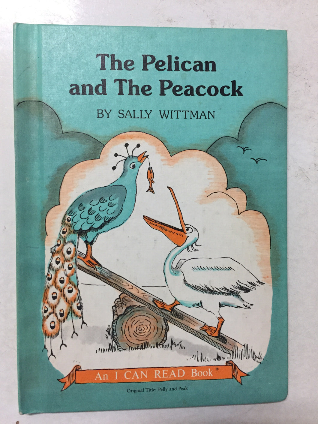 The Pelican and The Peacock - Slickcatbooks