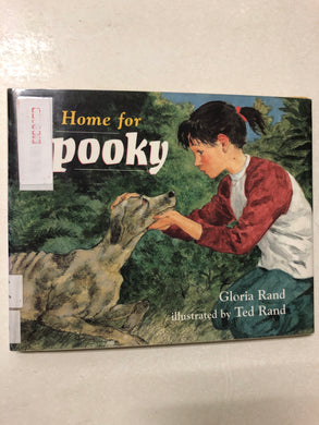 A Home for Spooky - Slick Cat Books