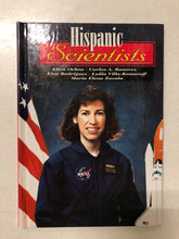 Hispanic Scientists - Slick Cat Books