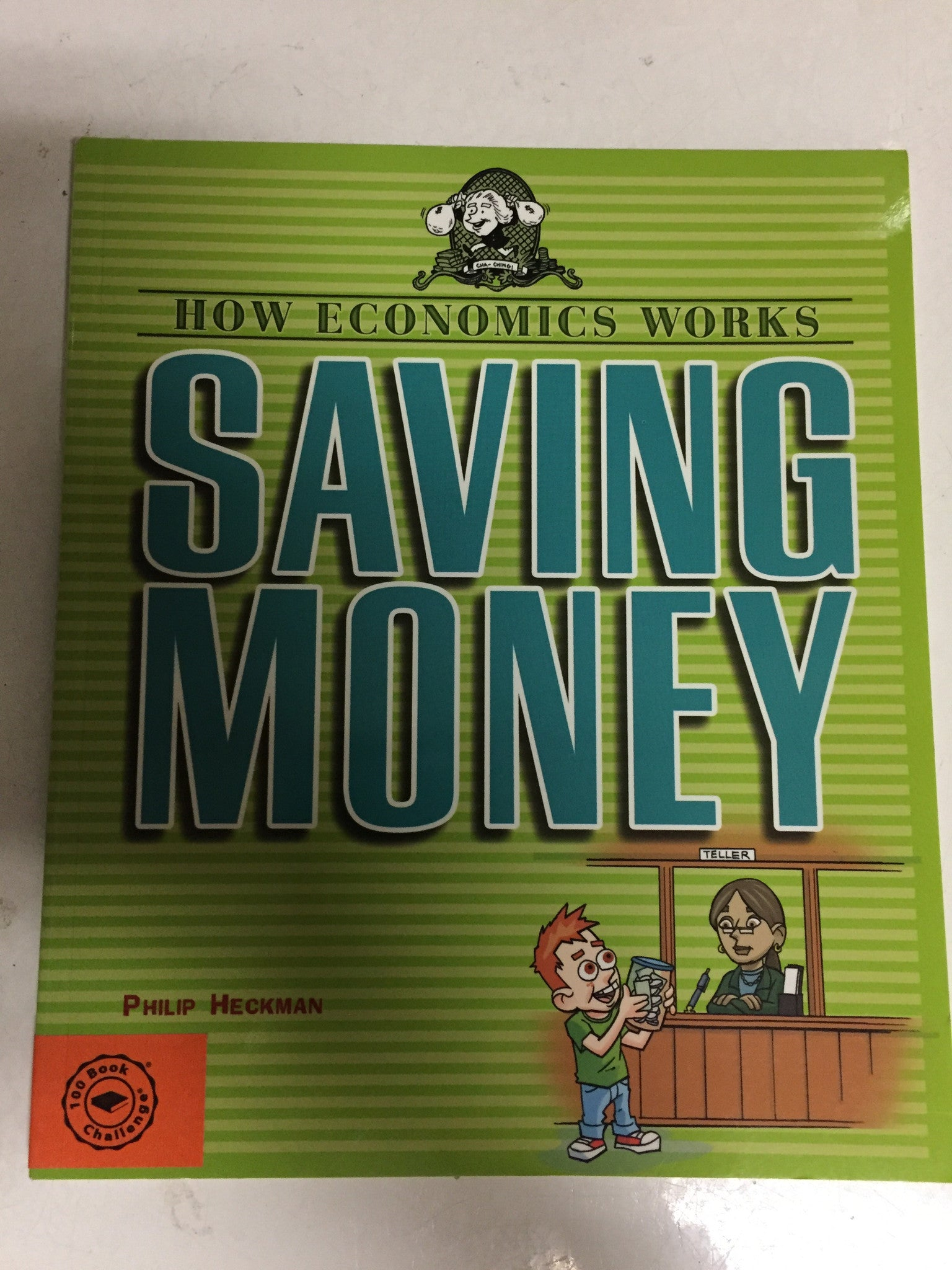 How Economics Works Saving Money - Slickcatbooks