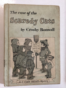 The Case of the Scaredy Cats - Slickcatbooks