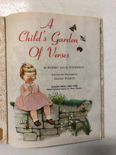 A Child's Garden of Verses - Slickcatbooks